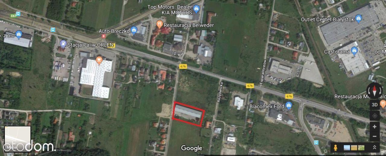 Hala/Magazyn na sprzedaż, Białystok, podlaskie - Foto 5