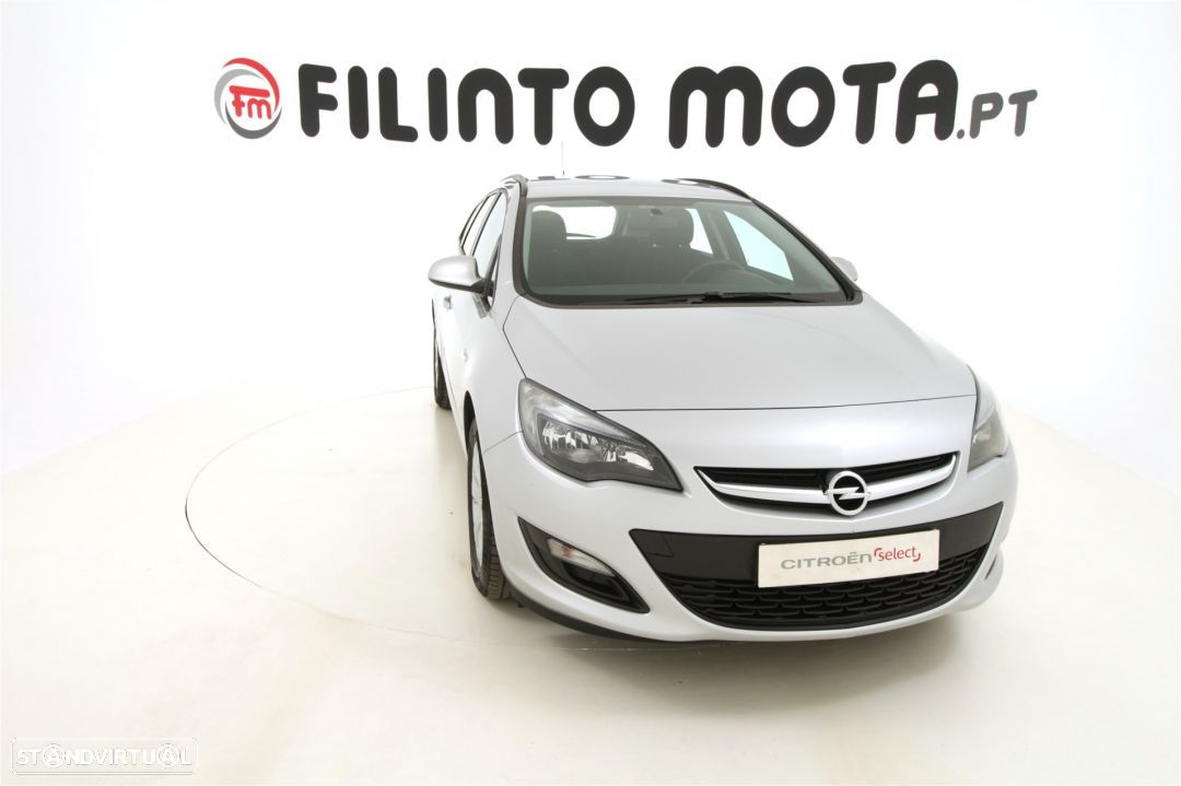 Opel Astra Sports Tourer 1.3 CDTi Selection S/S - 12