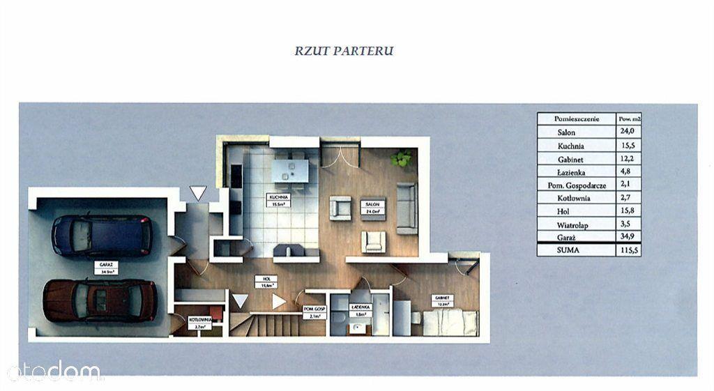 Dom na sprzedaż, Kalinówka, lubelski, lubelskie - Foto 2