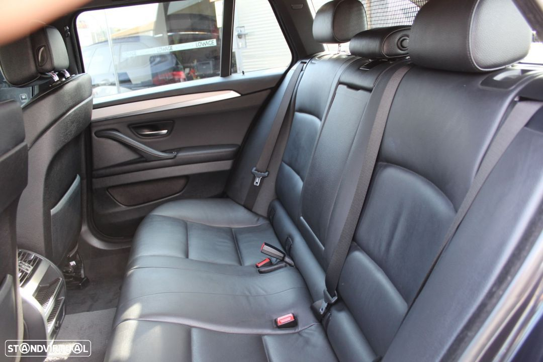 BMW 535 d Touring Pack M Auto - 19