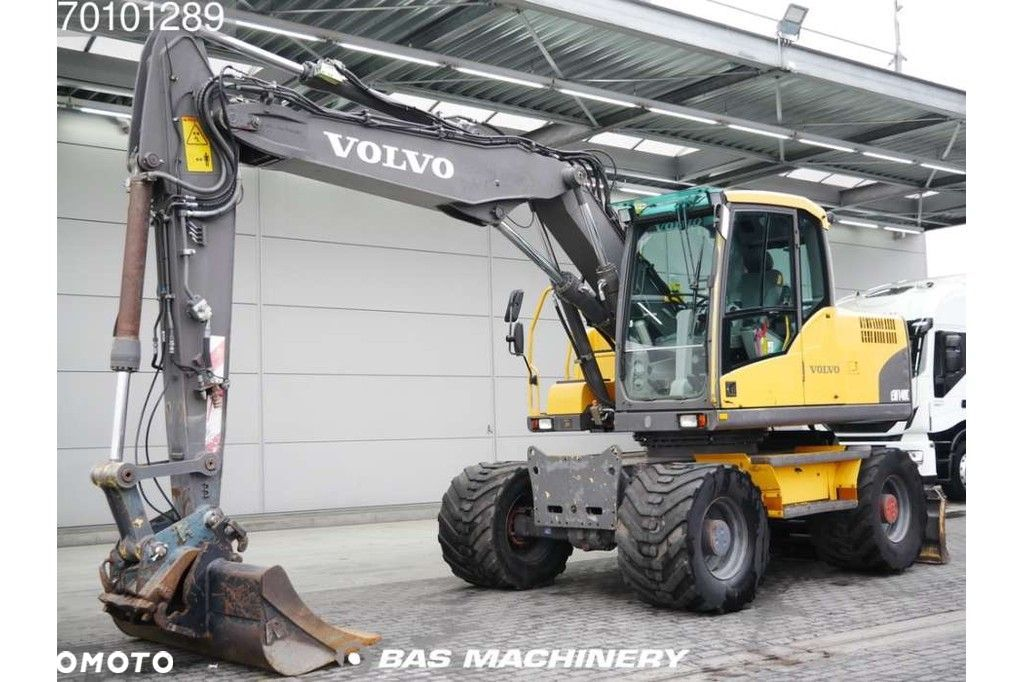 Volvo EW140C Ex dutch machine - all functions  Volvo Ew140c Ex dutch machine - all functions - 1