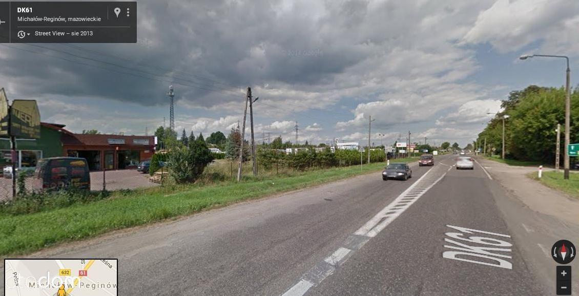 Działka na sprzedaż, Michałów-Reginów, legionowski, mazowieckie - Foto 1