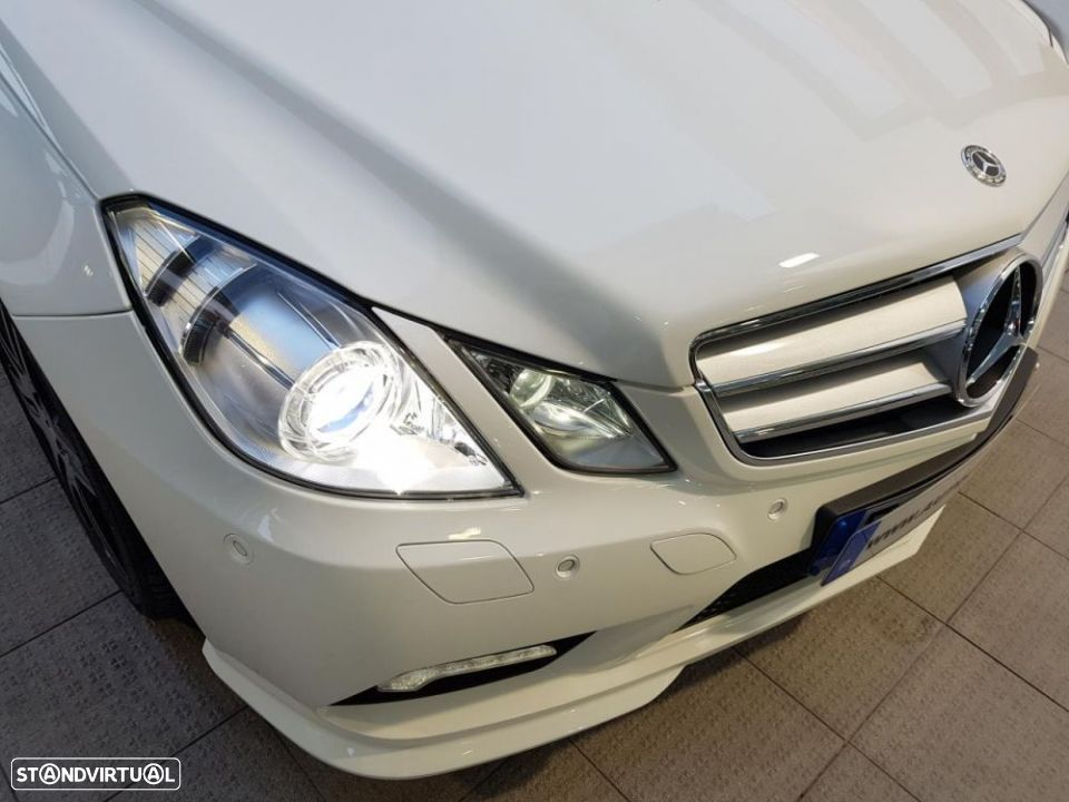 Mercedes-Benz E 250 CDI COUPE AMG EDITION - 41