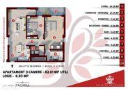 Apartament de vanzare, Bucuresti, Sectorul 1 - Foto 1