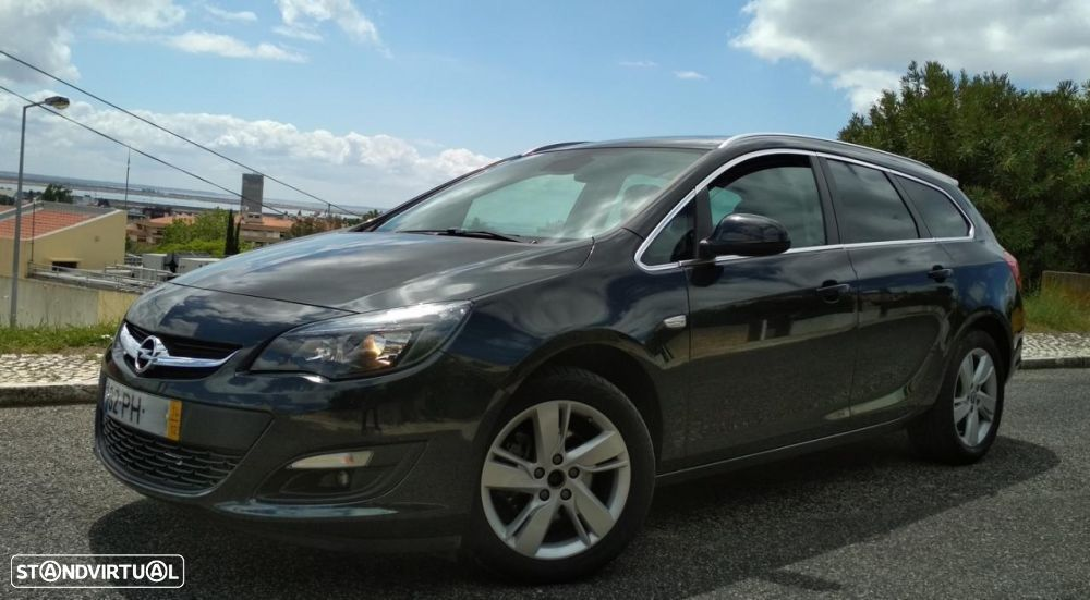 Opel Astra Sports Tourer 1.6 CDTi Executive S/S - 21