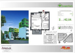 Nowe mieszkanie Stargard Gdański A10 - V Blok