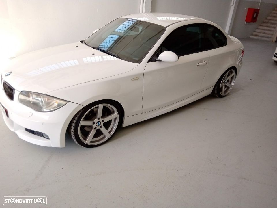 BMW 120 D Coupe Pack M - 1