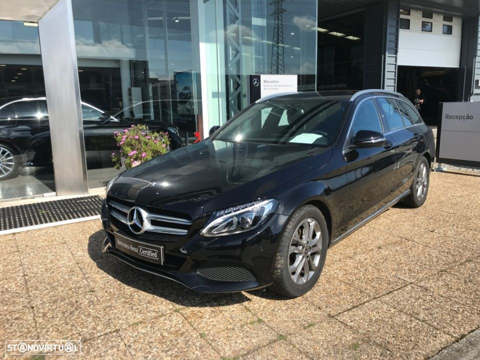 Mercedes-Benz C 220 Station - 3