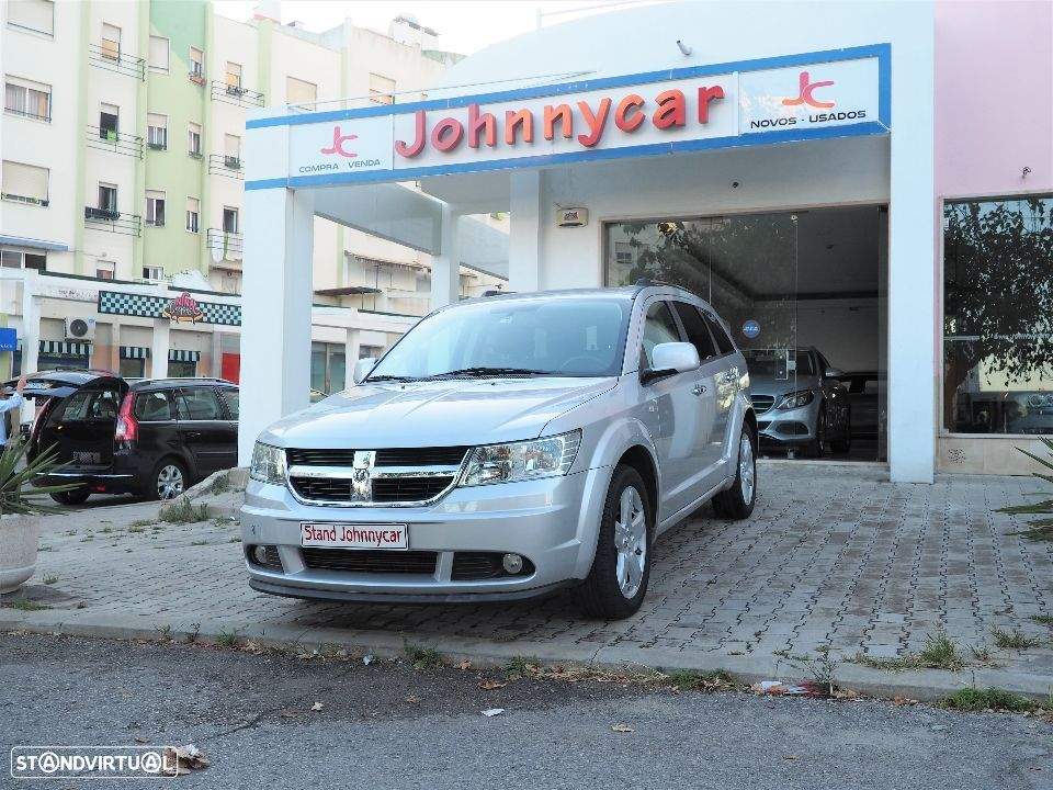 Dodge Journey 2.0 CRD RT 7 Lugares - 1