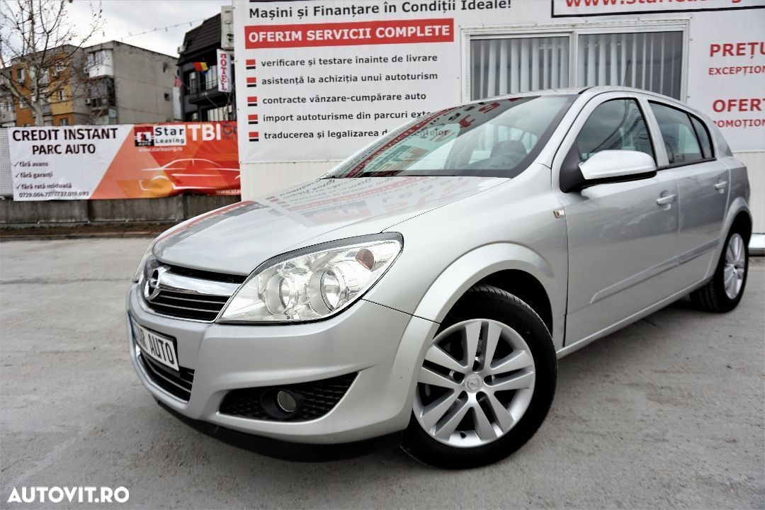 Opel Astra H - 7
