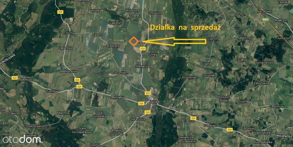 Działka na sprzedaż, Polanowo, górowski, dolnośląskie - Foto 9