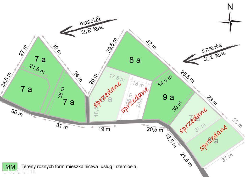 Działka na sprzedaż, Jamnica, nowosądecki, małopolskie - Foto 2