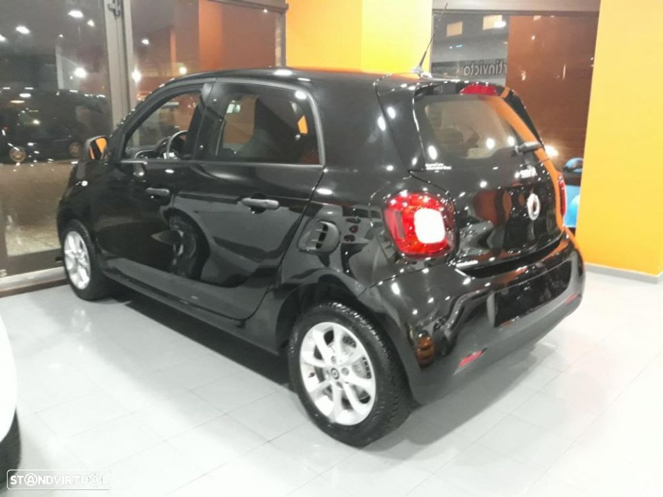 Smart ForFour 1.0 passion 71 - 4