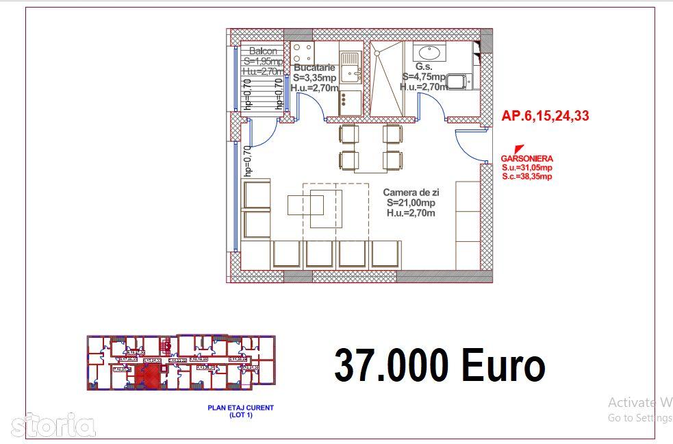 Apartament de vanzare, Bucuresti, Sectorul 4, Brancoveanu - Foto 8