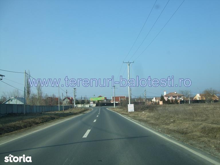 Teren de Vanzare, Ilfov (judet), Baloteşti - Foto 6