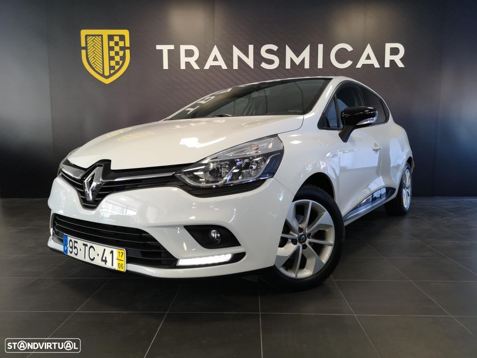 Renault Clio 0.9 Tce Limited (90cv) GPS - 7