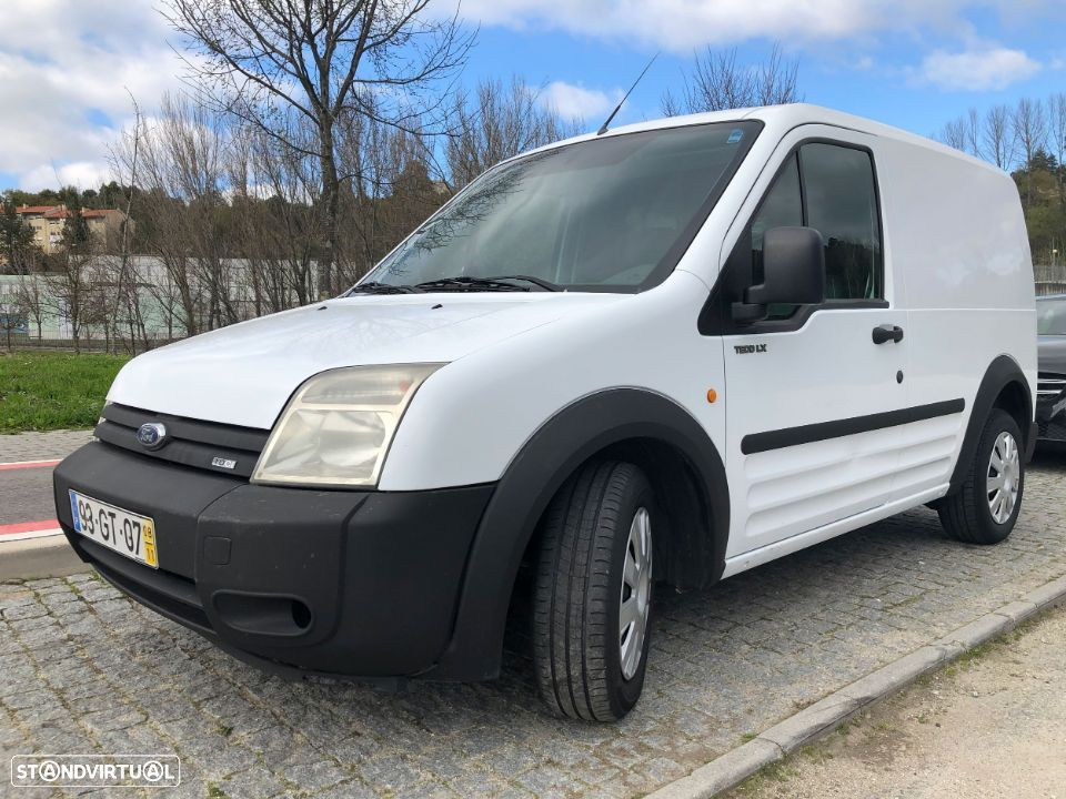 Ford Transit Connect 1.8TDCI T200LX - 1