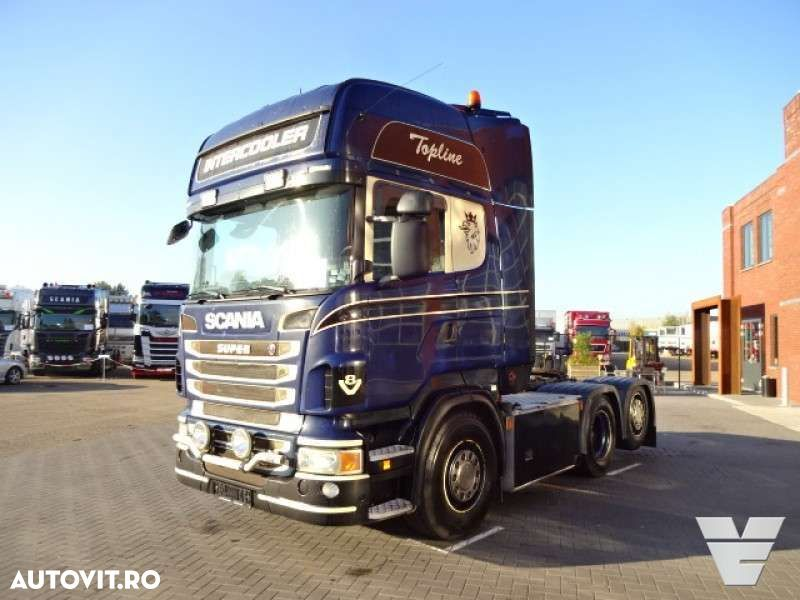 "Scania R500 LA6x2MNB Full Air ""King off the Road"" - 2"