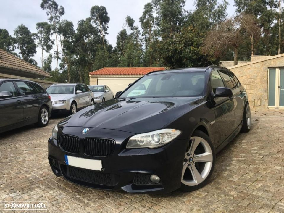 BMW 535 d Touring Pack M - 2