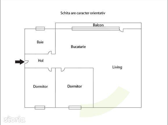 Apartament de vanzare, Cluj (judet), Cluj-Napoca - Foto 12