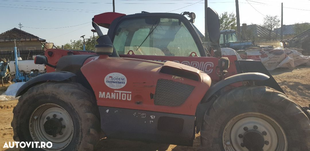 Manitou MLT 628 turbo - 10