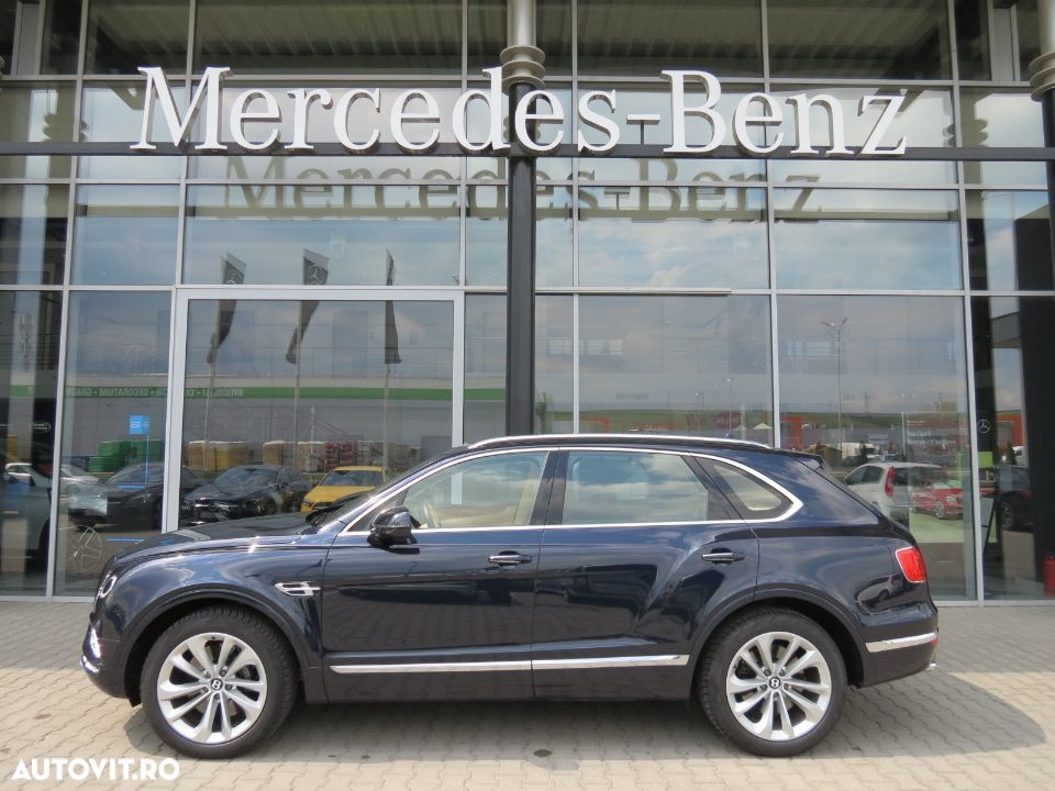 Bentley Bentayga - 1