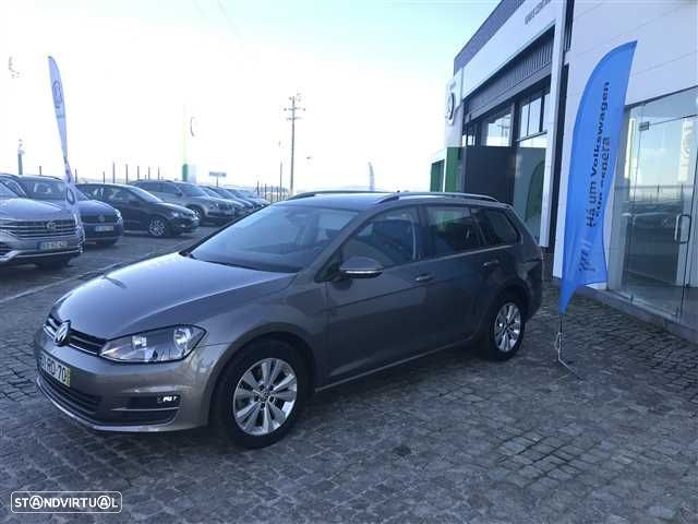 VW Golf Variant 1.6 TDi GPS Edition - 6