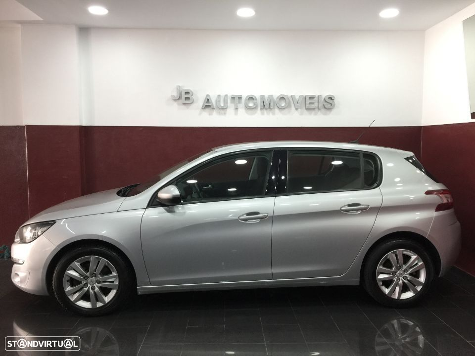 Peugeot 308 1.6 Blue HDI Active - 19