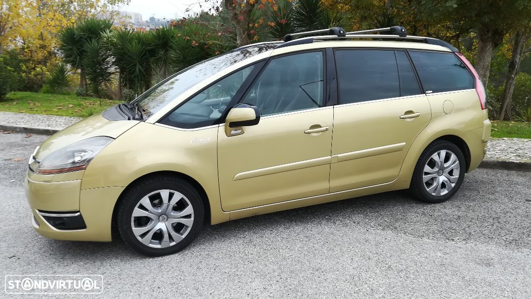 Citroën C4 Grand Picasso 1.6 HDI (CX Auto) Executive - 1