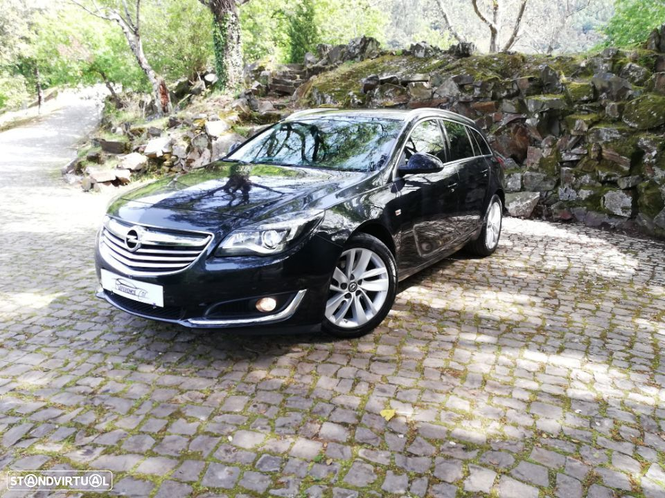 Opel Insignia Sports Tourer COSMO 2.0 - 1