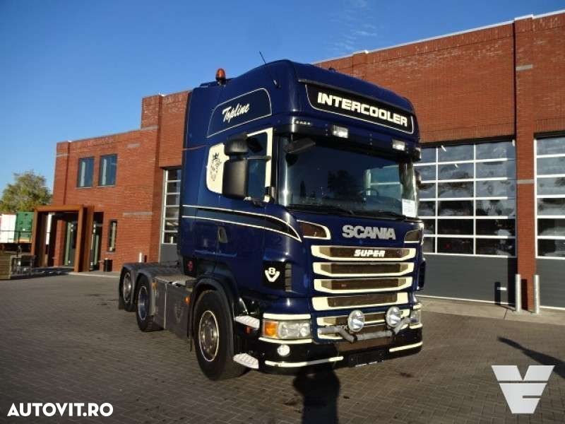 "Scania R500 LA6x2MNB Full Air ""King off the Road"" - 1"