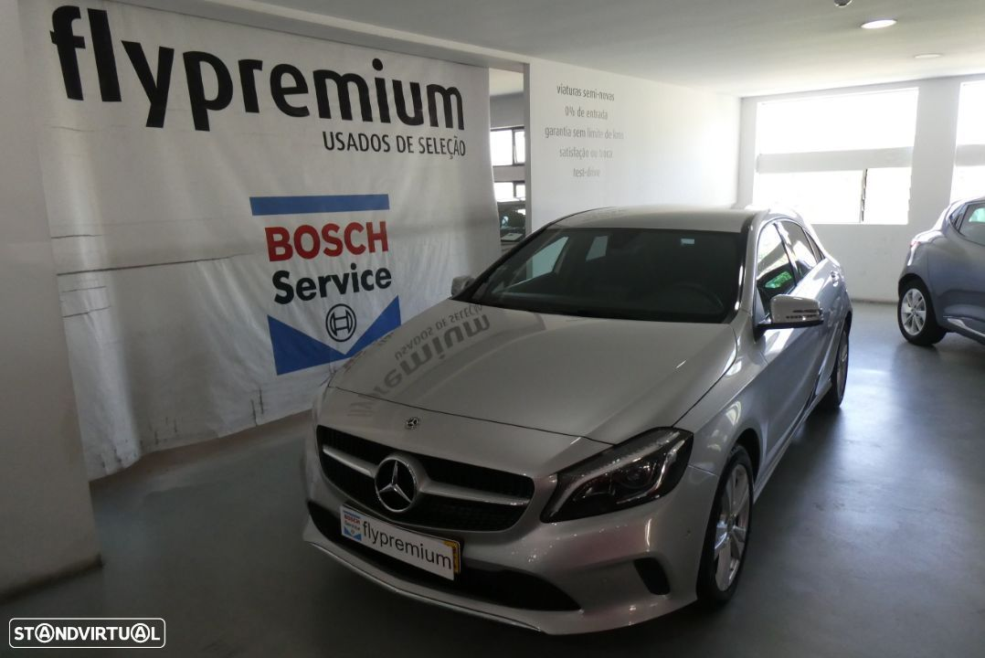 Mercedes-Benz A 180 d Urban Full LED - 1