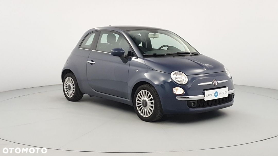 Fiat 500 0,9 Turbo panorama, start-stop, czujniki parkowania. - 9