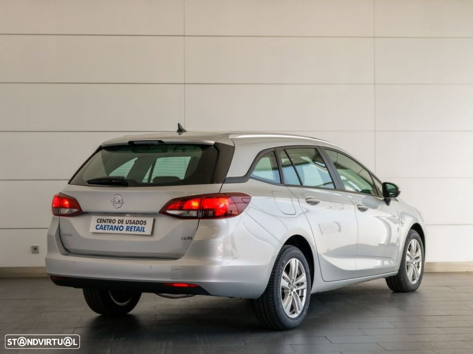 Opel Astra Sports Tourer 1.6 Turbo D 110cv S/S Edition - 3
