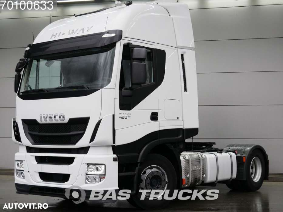 Iveco Stralis Hi-Way AS440S42 4X2 Intarder Euro 6 - 1