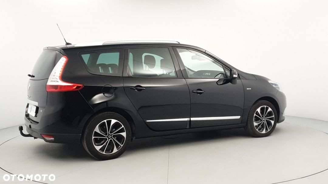 Renault Grand Scenic 1.5 dCi Automat FV23%, system Bose, tempomat - 7