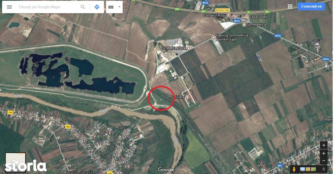 Teren de Vanzare, Giurgiu (judet), Malu Spart - Foto 2