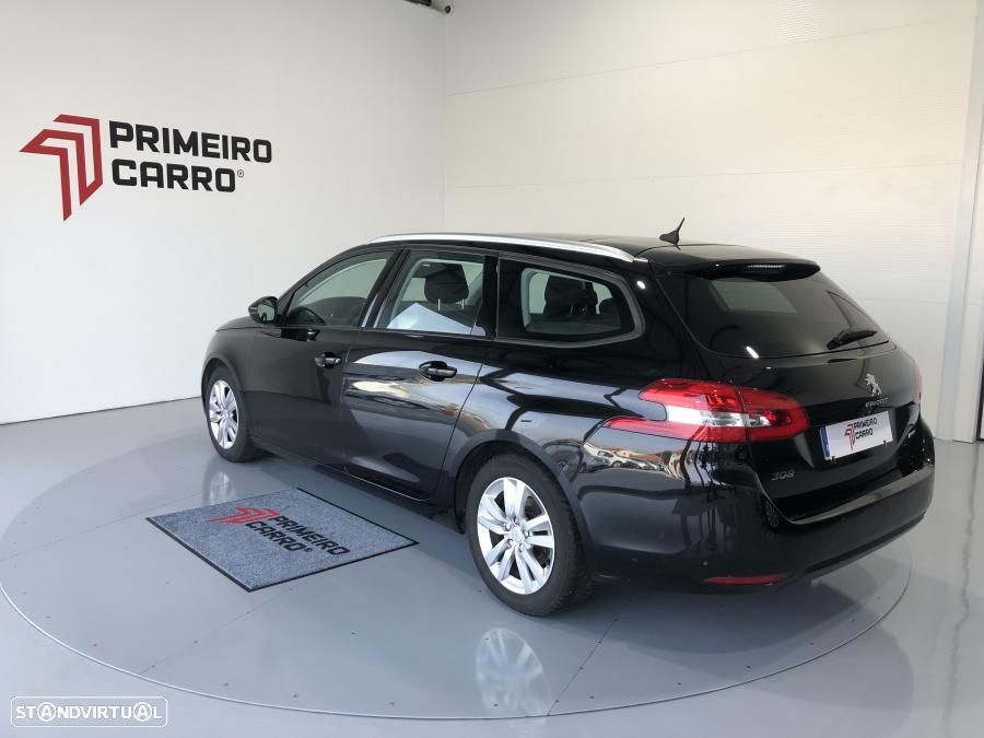 Peugeot 308 SW 1.6 HDI Business Pack GPS 120cv - 19