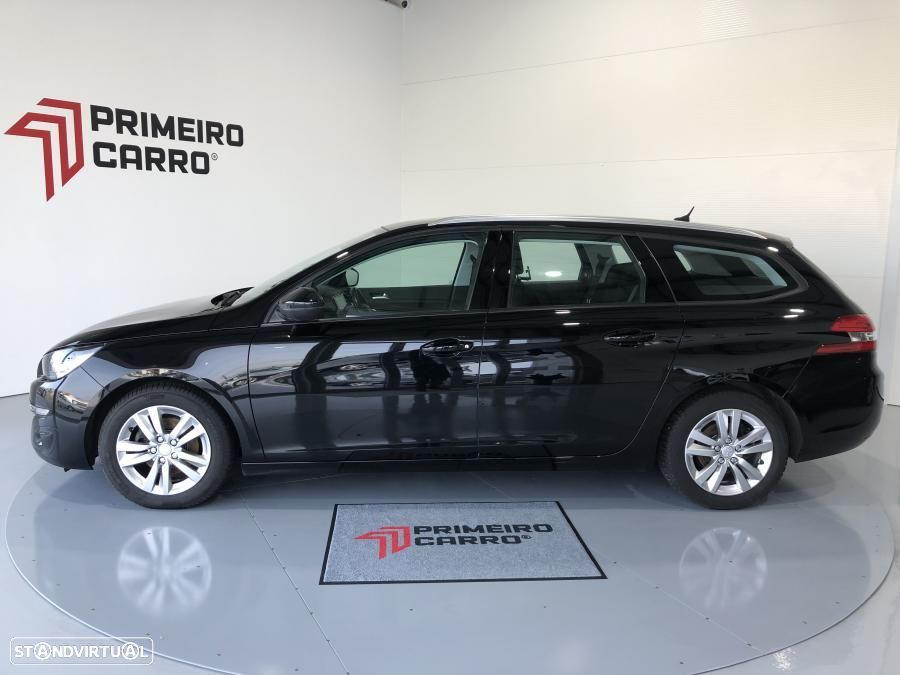 Peugeot 308 SW 1.6 HDI Business Pack GPS 120cv - 2