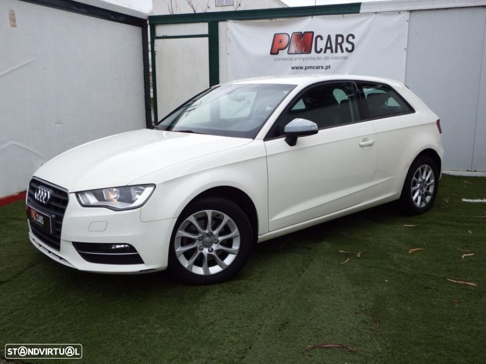 Audi A3 1.6 TDi Attraction - 5