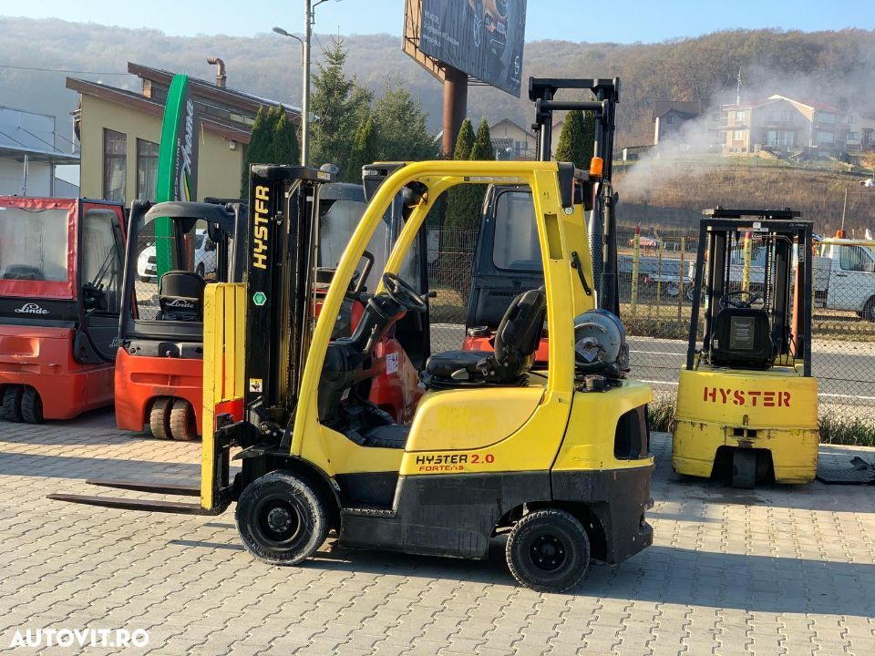 Hyster H 2.0 FTS - 1
