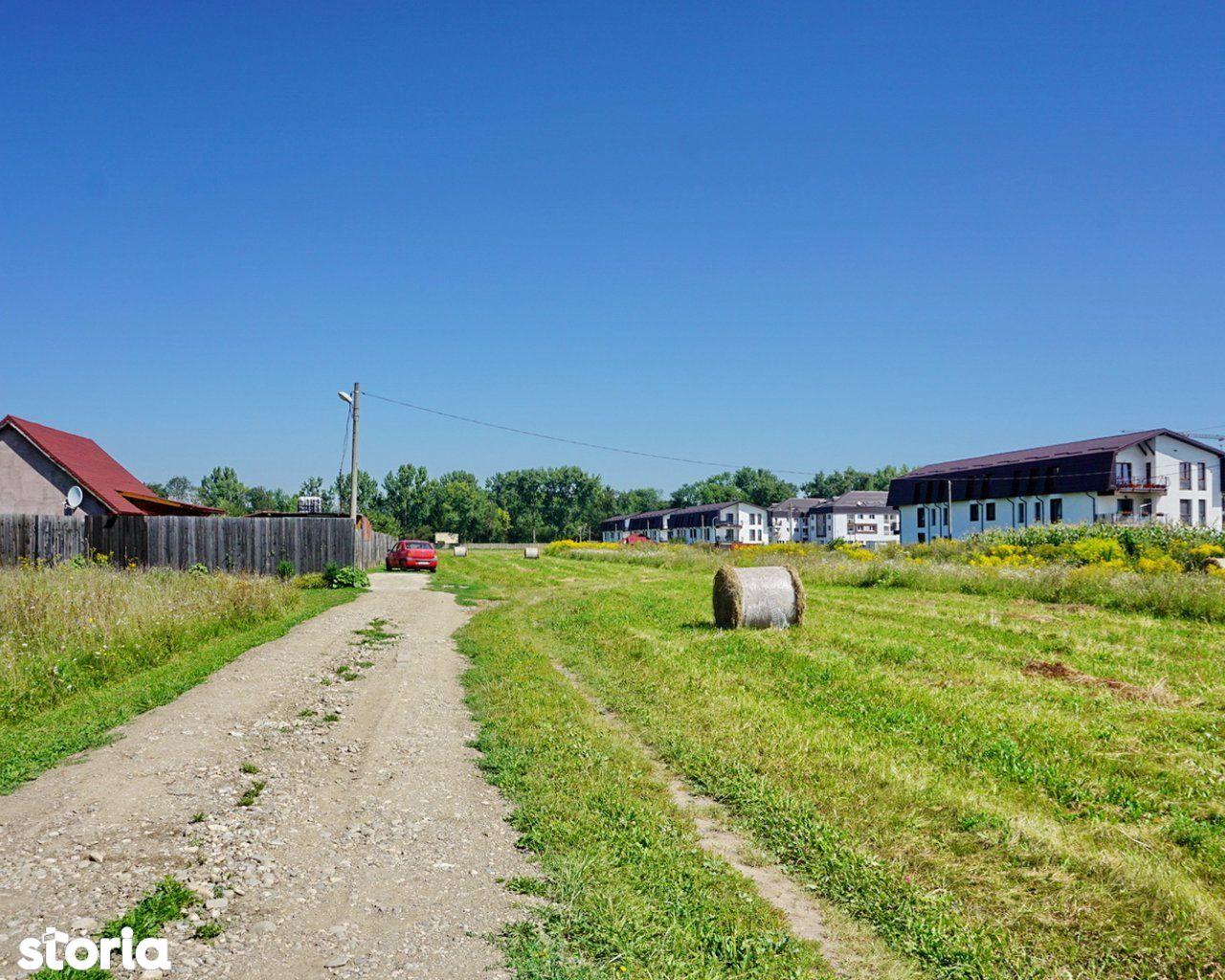 Teren de Vanzare, Brașov (judet), Tractorul - Foto 4