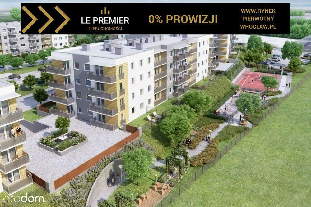 Mieszkanie na sprzedaż, Wrocław, Jagodno - Foto 1
