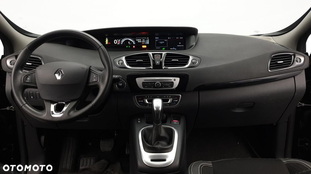 Renault Grand Scenic 1.5 dCi Automat FV23%, system Bose, tempomat - 27