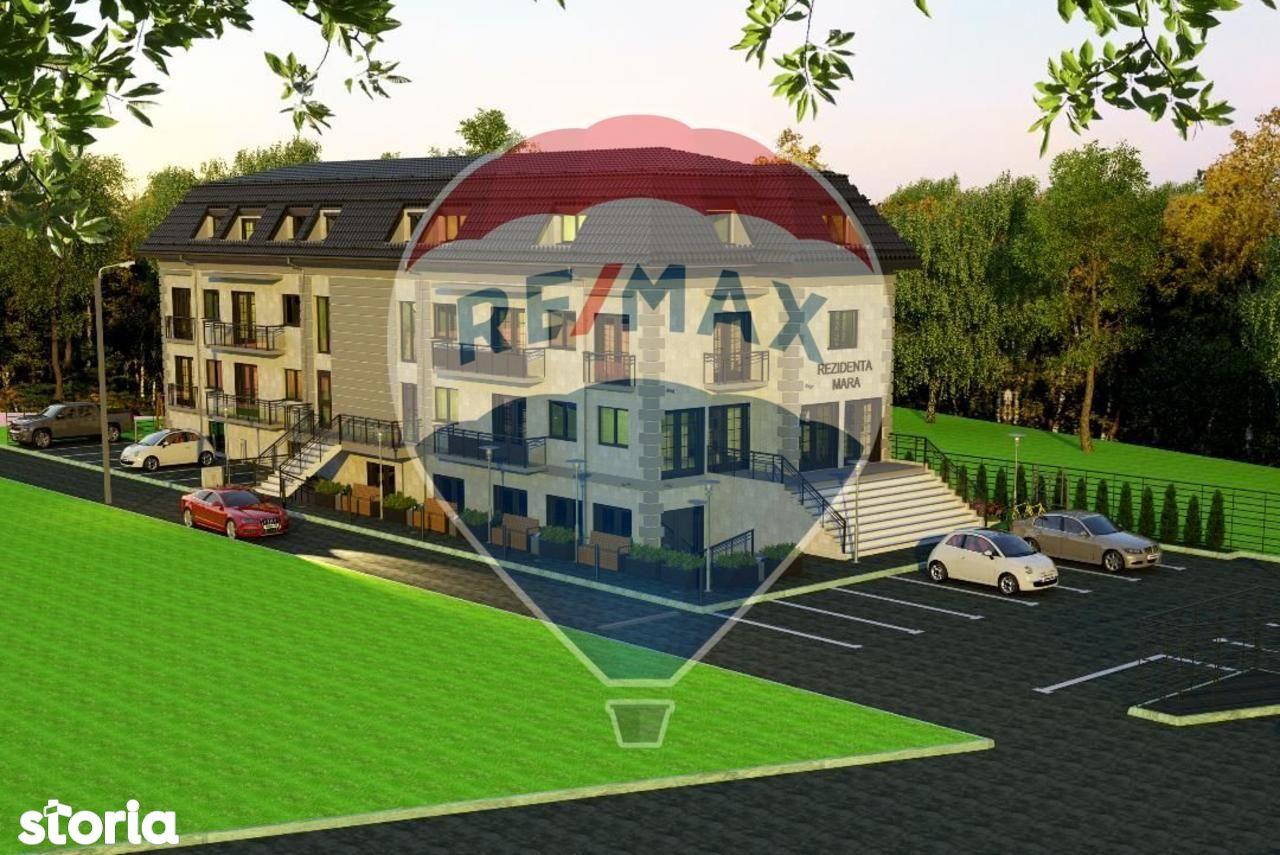 Apartament de vanzare, Sibiu (judet), Strada Rășinari - Foto 1