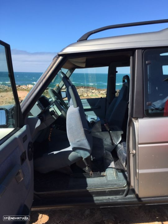 Land Rover Discovery 2.5 TDI - 13