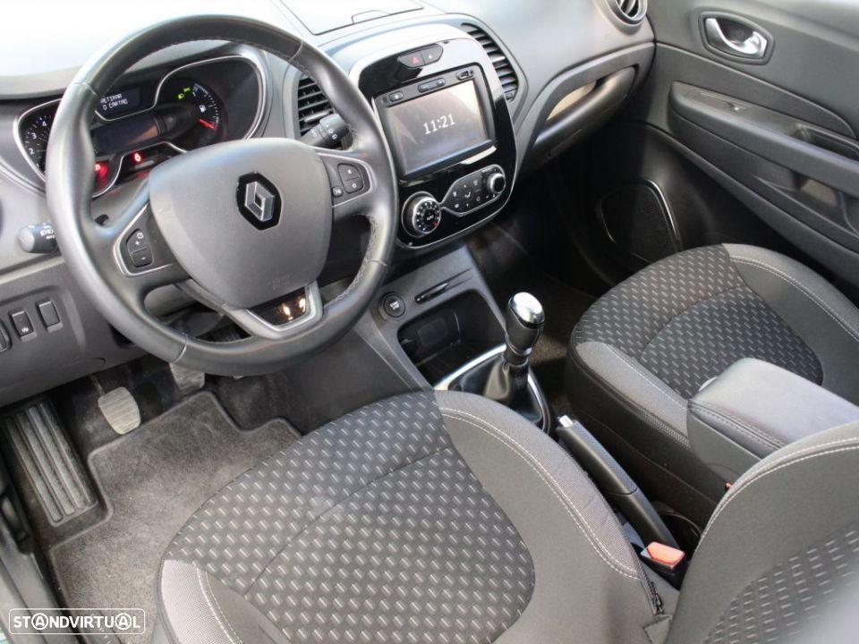 Renault Captur 1.5 dCi 110 Energy Exclusive - 7