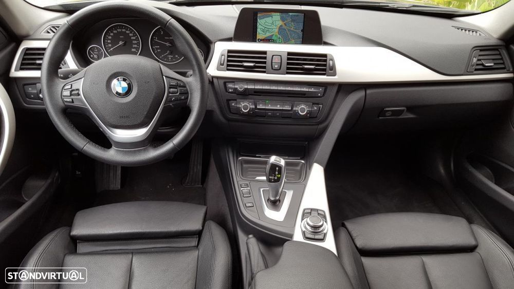 BMW 325 d Touring Pack M - 11