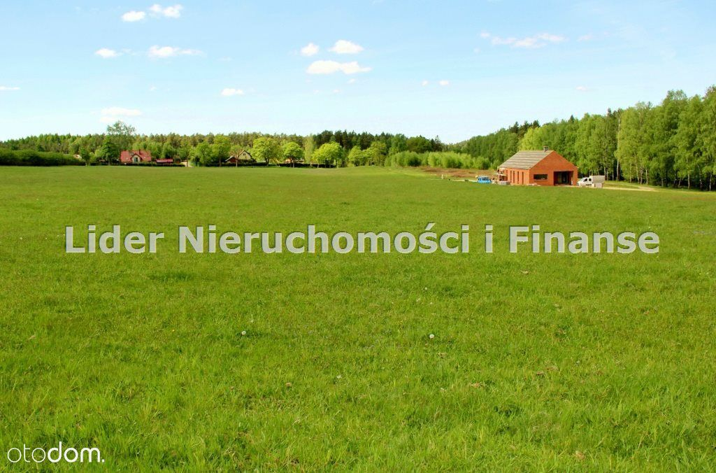 Działka na sprzedaż, Dąbrówka Wielka, wejherowski, pomorskie - Foto 4