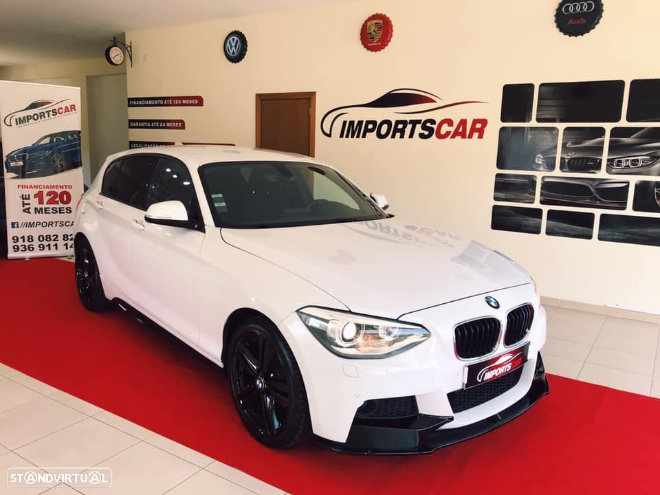 BMW 118 D F20 PACK M PERFORMANCE - 14
